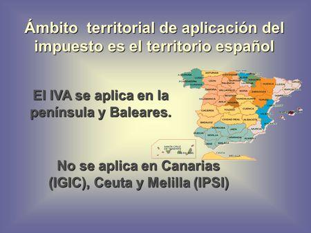 Impuesto Iva Melilla