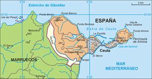 Inmigracion Ilegal Ceuta Y Melilla