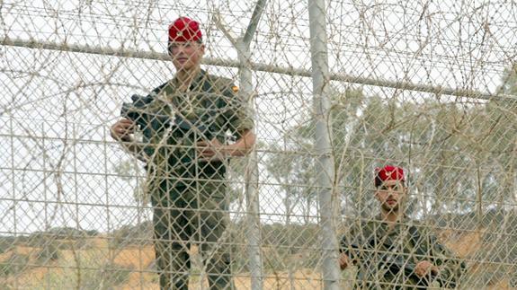 La Legion En Ceuta Y Melilla