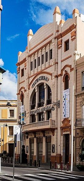 Licitaciones Ciudad Autonoma De Melilla