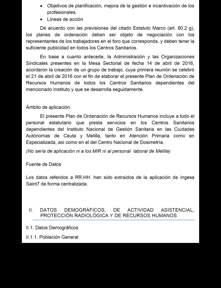 Lista De Plan De Empleo Melilla 2016