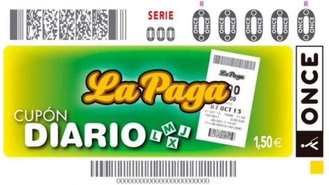 Loteria Caridad Melilla 2018
