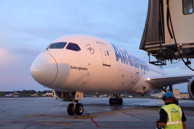 Madrid Melilla Air Europa