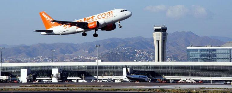 Malaga Melilla Avion Barato