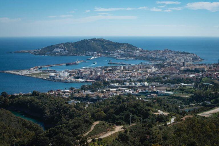 Marruecos Ceuta Y Melilla