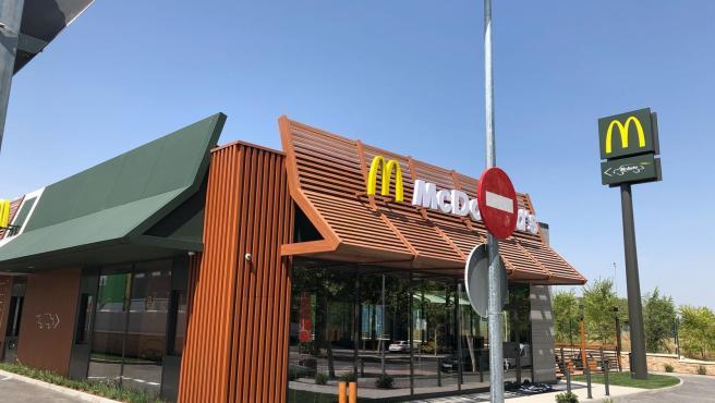Mcdonalds Melilla
