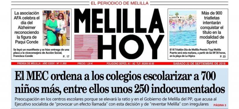Mec Melilla Telefono