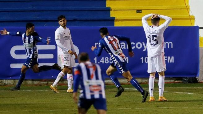 Melilla 0 X 4 Real Madrid