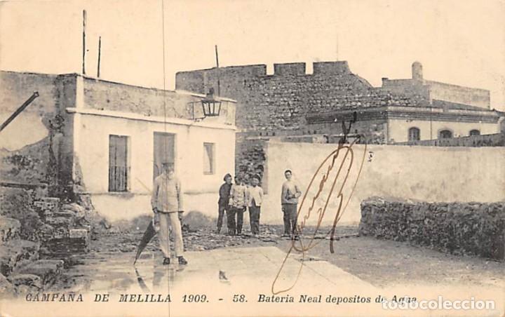 Melilla 1909