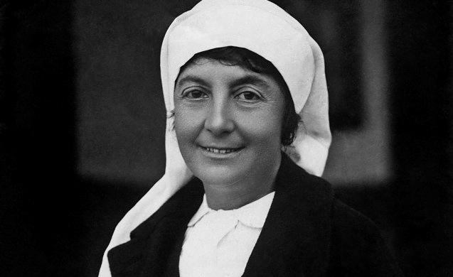 Melilla 1921 Enfermeras