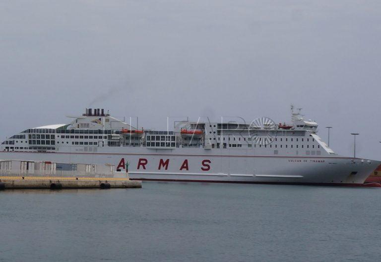 Melilla Almeria Armas