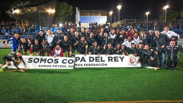 Melilla Cd Copa Del Rey