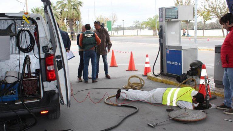Melilla Gasolinera De Guardia