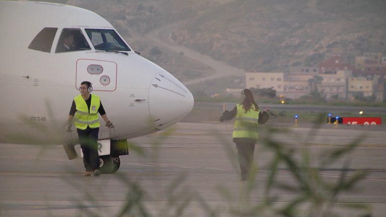 Melilla Granada Avion