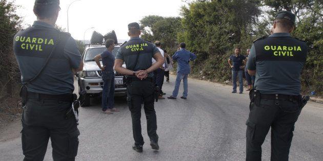 Melilla Guardia Civil
