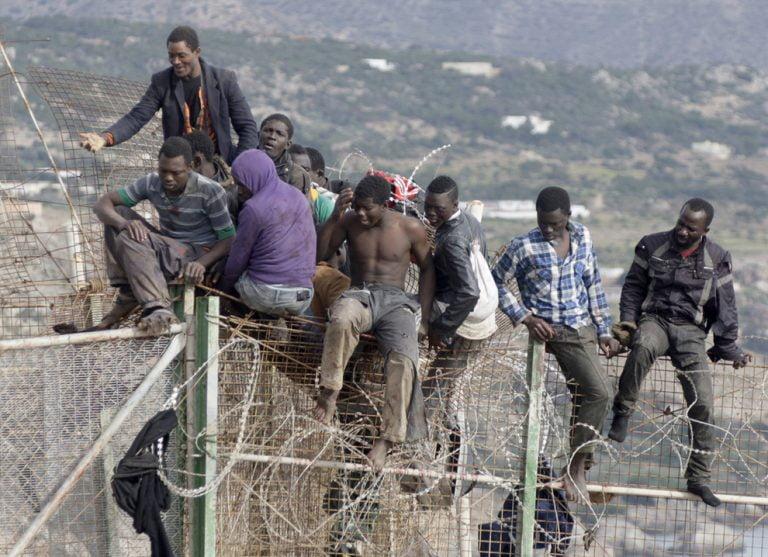 Melilla Inmigracion