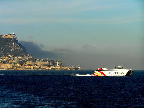 Melilla KilóMetros Desde Algeciras