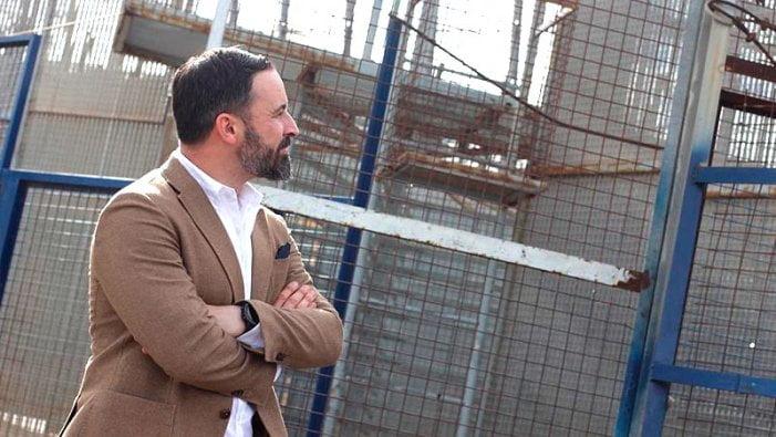 Muro La Valla De Ceuta Y Melilla