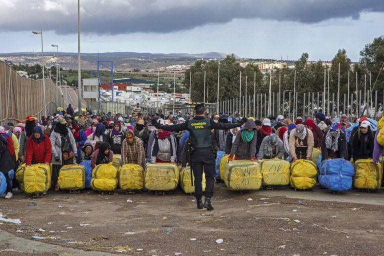 No Hay Agua En Melilla