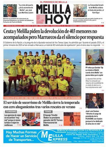 Noticia Melilla Hoy