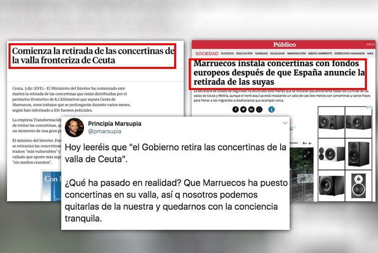 Noticias Marruecos Ceuta Y Melilla