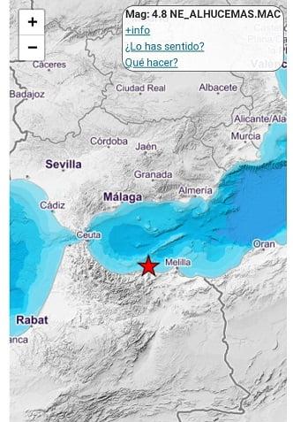 Noticias Melilla Hoy Terremoto