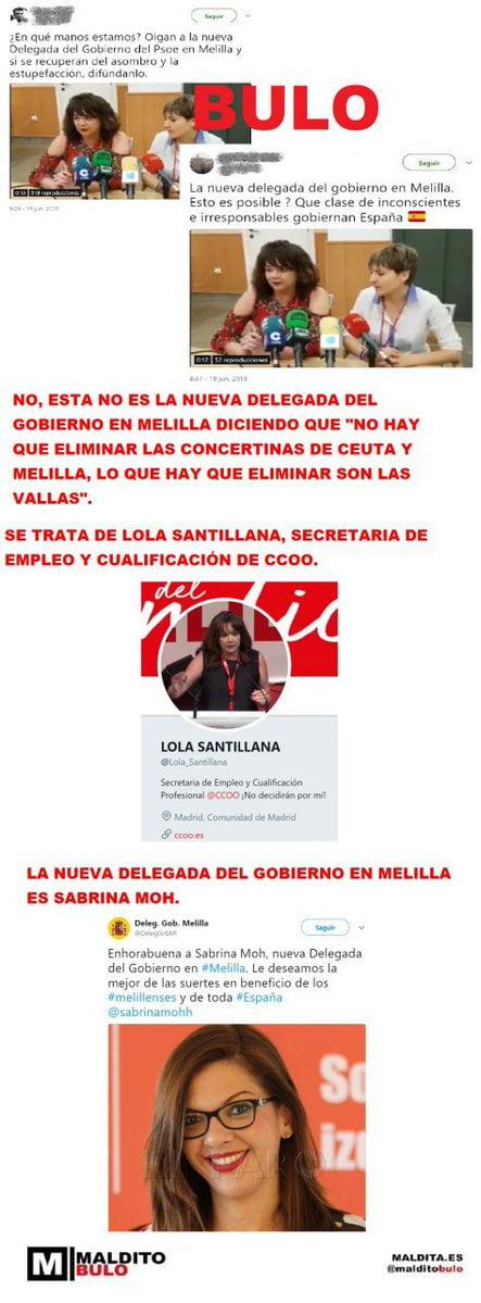 Nueva Delegada Del Gobierno En Melilla