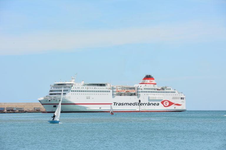Nuevo Barco Malaga Melilla
