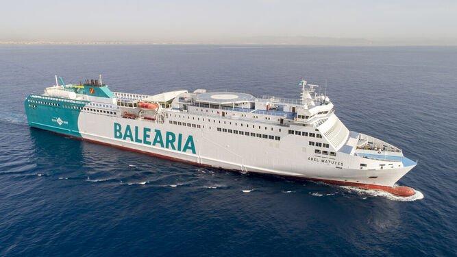 Nuevo Barco Motril Melilla