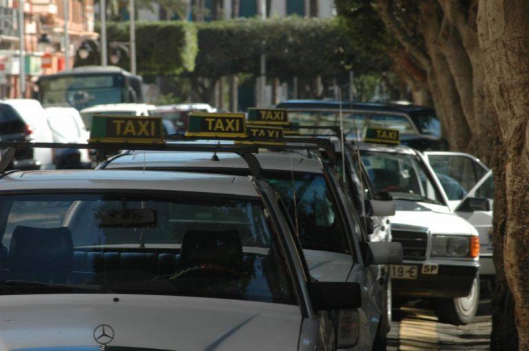 Numero Taxi Melilla