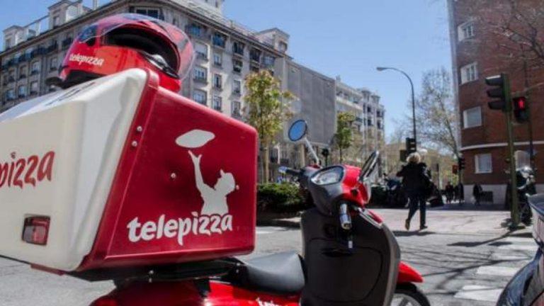 Numero Telepizza Melilla