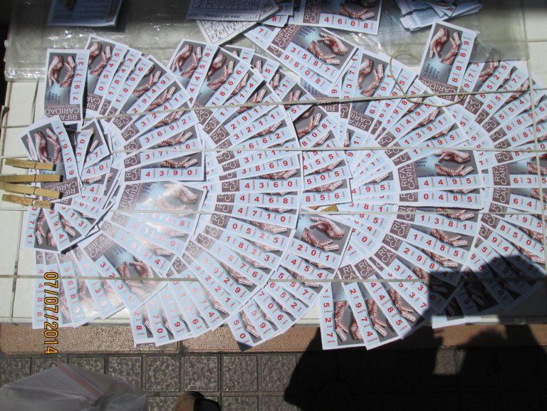 Numeros Premiados Rifa De Caridad Melilla