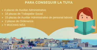 Oposiciones Administrativo Melilla