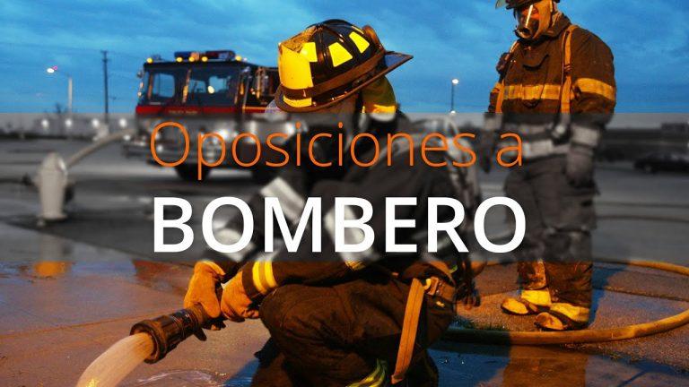 Oposiciones Bombero Melilla