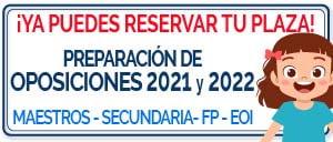 Oposiciones Educacion Infantil Melilla