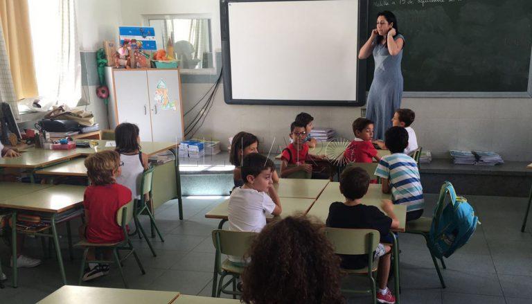 Oposiciones Infantil Melilla