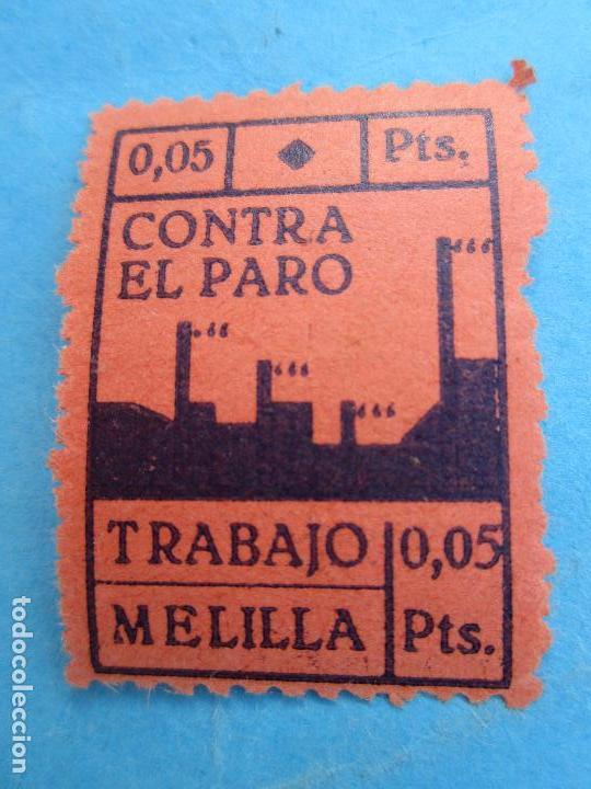 Paro Melilla