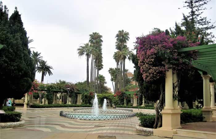 Parque HernáNdez Melilla