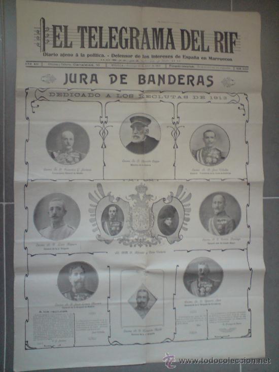 Periodico De Melilla El Telegrama