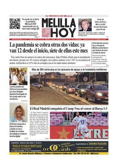 Periodico Melilla Hoy