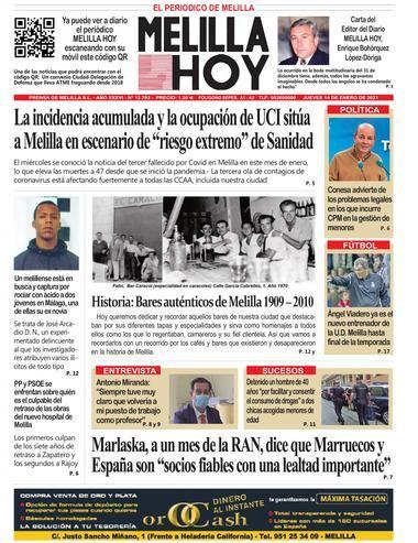 PerióDicos De Melilla