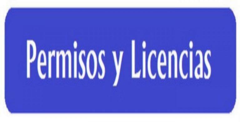 Permisos Y Licencias Mec Melilla