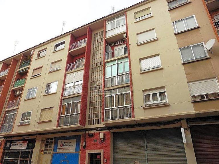 Piso En Alquiler Calle Melilla Zaragoza