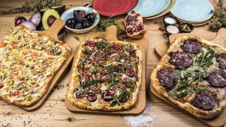 Pizza A Domicilio En Melilla