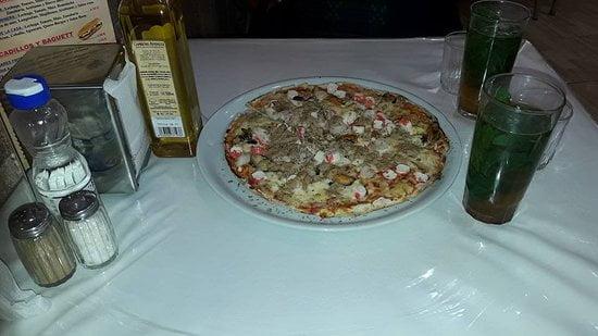 Pizzeria Anthony Melilla