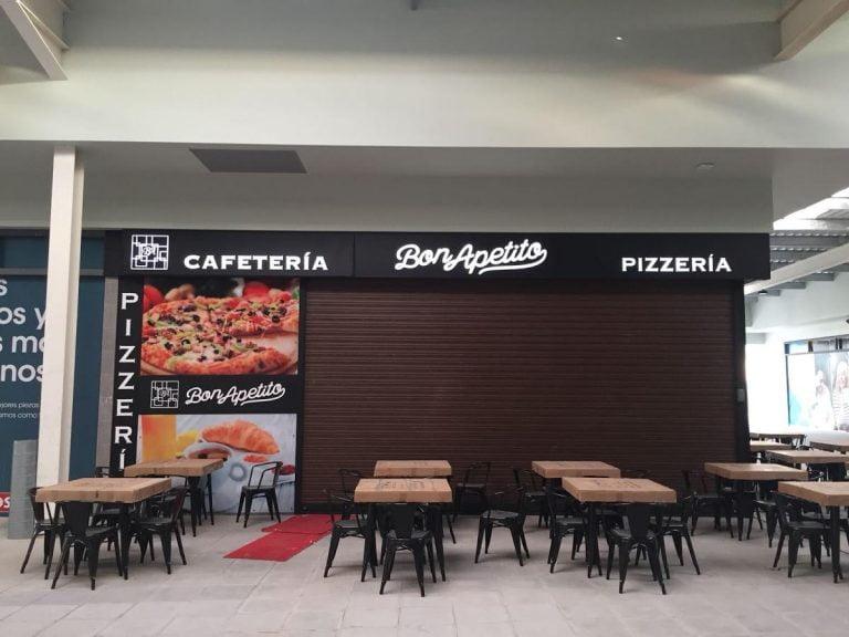 Pizzeria Bon Appetit Melilla