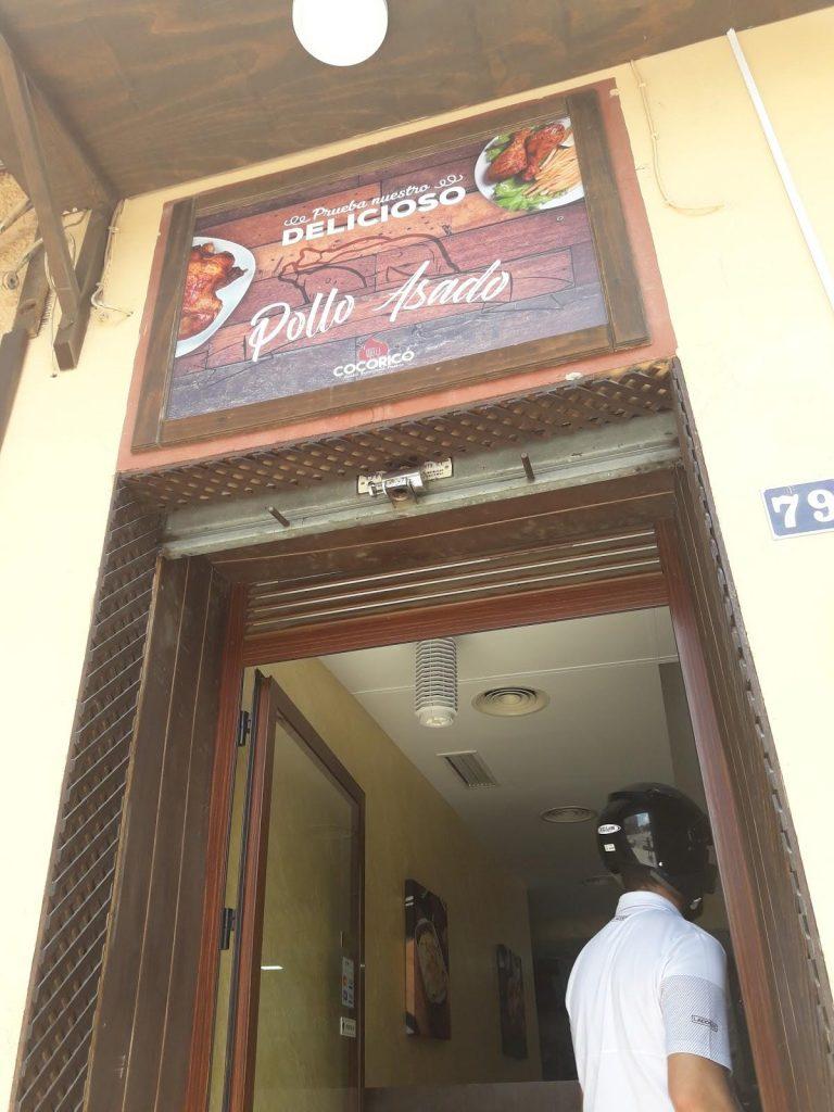 Pizzeria Chaplin Melilla