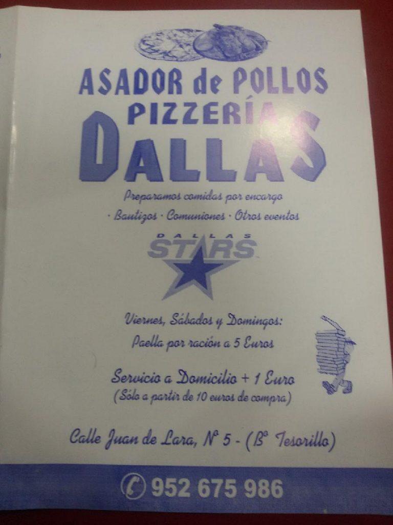 Pizzeria Dallas Melilla