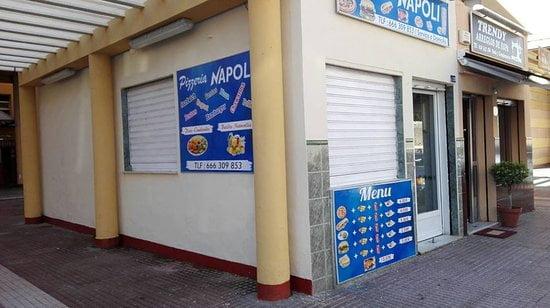 Pizzeria Melilla Abierta