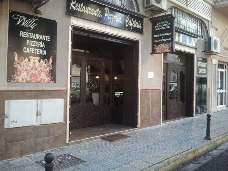 Pizzeria Willy Melilla
